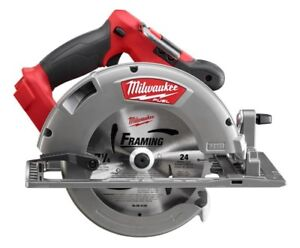 """New! Milwaukee M18 FUEL™ 7-1/4"""" Circular Saw 2731-20 (Tool Only)"""