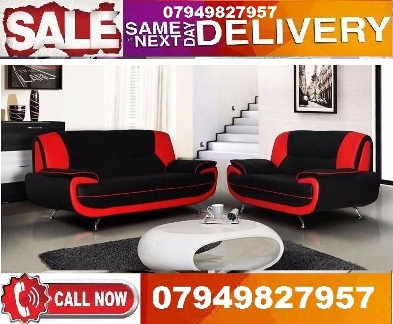 Italiaan 2 And 3 SEATER SOFA available In REDin Woodford, LondonGumtree - Aavailable In Cream/Brown The chrome finish on the legs for that extrglamour very comfortable and will look high good In any home. DIMENSIONS 3 Seater W 192cm; H 85cm; D 90cm 2 Seater W 164cm; H 85cm; D 90cm Colours available Black/White,...