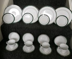 16 piece Noritake Dinner set