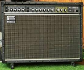 Roland JC 120 Jazz Chorus Amp