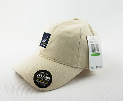 New Rare Nautica NS83 Hat Casual 100% Cotton Golf Sport Baseball Cap Adjustable