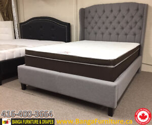 **CANADIAN MADE BED FRAME & MATTRESS FACTORY**