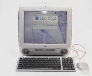 Apple iMac Teardrop vintage computer