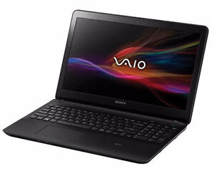 """15.5"""" sony touch screen gaming laptop"""