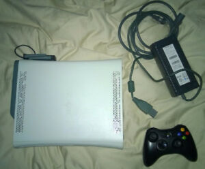 XBOX 360, 60GB HDD, WI-FI, HDMI (White Jasper Version)