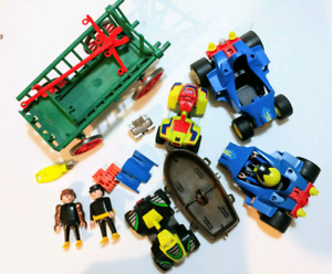 Playmobils divers