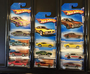 LB024 Hot Wheels Only Oldsmobile Olds 442 11 Car Collection Lot