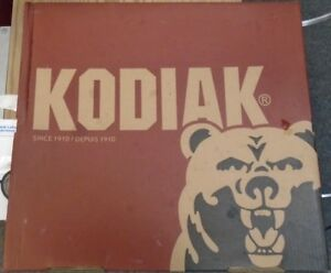 BRAND NEW KODIAK MEN'S WORKBOOTS-SIZE 11