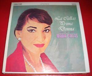 LA CALLAS PRIMA DONNA- Maria Callas- Everest 3259