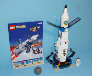 LEGO ESPACE 6454, le POSTE de COMMANDE du COMPTE à REBOURS