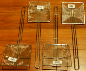 Tamis carré 6 3/4 X 20 fine mesh skimmer ou tamis friteuse: 30 p