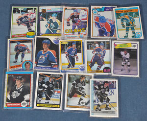 """80+ Wayne Gretzky Hockey Card Collection - """"The Great One"""" Windsor Region Ontario image 2"""