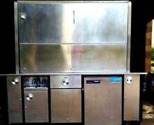 Stainless Steel Coffee Cart & Espresso Machine + extras! Elanora Gold Coast South Preview