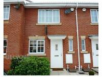 Newly decorated 2 bedroom town house with garden, St Helens.