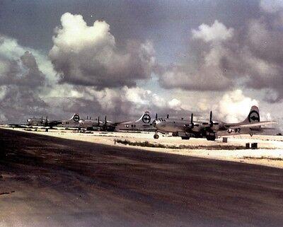 "B-29 Superfortress Bomber Enola Gay Hiroshima 8""x10"" World War II WW2 Photo 509 for sale  USA"