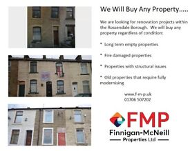 We Pay CASH For Properties