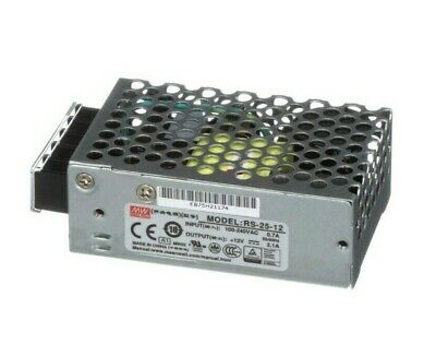 Meanwell Rs-25-12 Ac To Dc Power Supply Input88-264vac Output12vdc 2.1a 25w