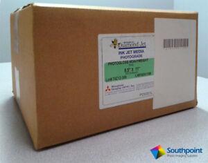 Mitsubishi Diamond Jet Ink Jet Media Gloss 8.5 x 11 Photograde Paper 500 Sheets
