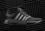 Adidas NMD R1 Triple Black Originals Deadstock 100% US (US6.5) Liverpool Liverpool Area Preview