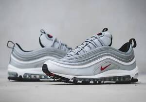 "Air Max 97 OG QS ""Silver Bullet"" US9.5 Perth Perth City Area Preview"