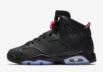 2729dfff3c6f26 Nike Air Jordan 6 Retro GG VI Pantone Big Girls Basketball Shoes 543390-407