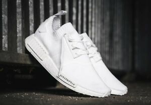 DS Adidas NMD R1 PK, White Japan SIZE 12