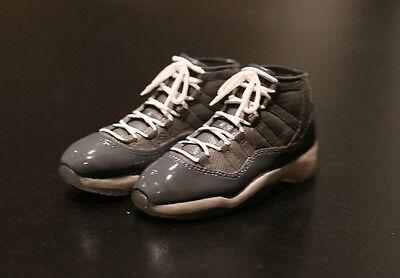 A11-004 grey custom basketball shoes for 1/6 figure @ enterbay michael jordan