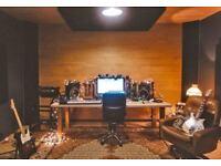GB Acoustics - Polyester Studio Standard Bass Trap Panels - x4