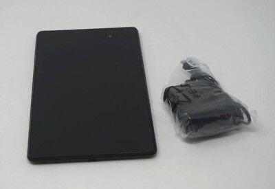 Very Good Used Black Asus Google Nexus 7 2nd Gen K008 2013 16GB WiFi Tablet