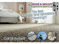 CARPETS AND UPHOLSTERY CLEANING SERVICES