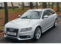 Audi a4 avant tdi special edition sline