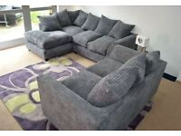 🚛FREE EXPRESS DELIVERY!!!BRAND NEW DYLAN COUCH SOFAs!!!!Available in SCATTER BACK & FULL BACK
