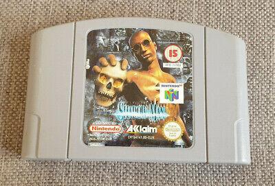 Nintendo 64 N64 Game Shadow Man