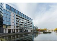 High spec 2 bedroom property with 2 balconies offering amazing canal views
