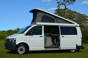 Volkswagen Discoverer Automatic Campervan - 4 Seat Belts, Rear Shower Albion Park Rail Shellharbour Area Preview
