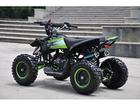 KIDS QUAD BIKE, NEW 2017 MODEL 50cc QUAD