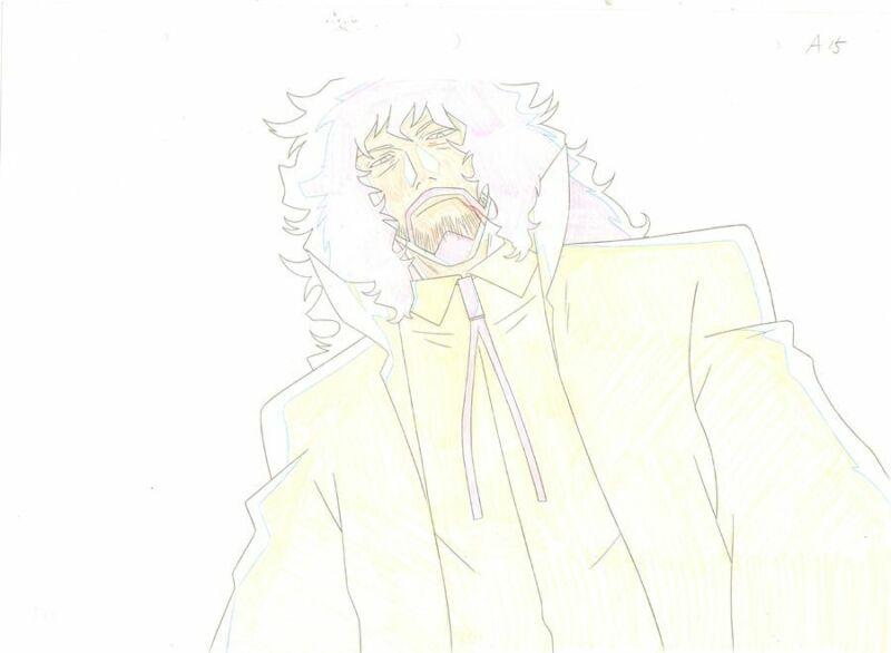 Anime Genga not Cel Cowboy Bebop #1