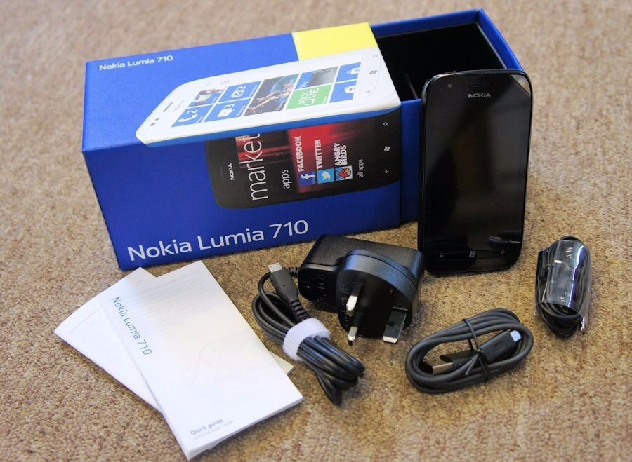 BNIB Nokia Windows Smartphonein Coventry, West MidlandsGumtree - For sale a brand new in a box Nokia Windows Smartphone. Got this from Vodafone few month back but never used it. Not sure if its unlocked. Phone in original box with all accessories included. email me to arrange collection