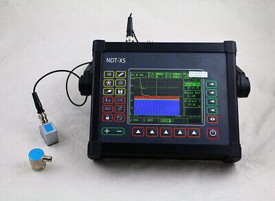 Ndt-x5 Portable Digital Ultrasonic Flaw Detector