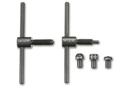 "EZ-Rivet Piercing and Flaring Set for 3/32"" Rivets & Eyelets"