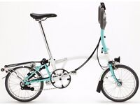 ** WANTED ** Brompton Folding Bikes INSTANT CASH!