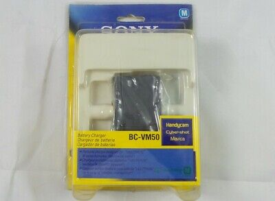 Sony BC-VM50 Portable Battery Charger