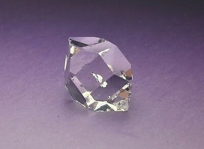 Jewelry Grade Herkimer Diamond Natural Water Clear Quartz Crystal New York Gem