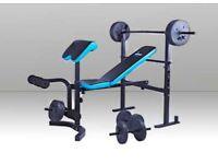 Men's Health Workout Folding Bench