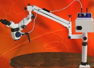 Portable Microscope 3 Step Ophthalmic Operating Microscope Surgical