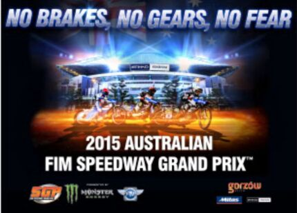 Speedway grand prix tickets x2  Mullaloo Joondalup Area Preview