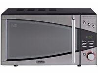 5x De'Longhi P80T5A Standard Microwave-Stainless Steel