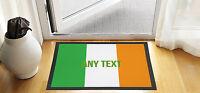 61cmx40.6cm Personalizado Irlandés Con Bandera Entrada Felpudo Antideslizante -  - ebay.es