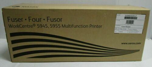 Genuine Xerox 109R00847 Fuser Unit 109R0847, 109R847 OEM NEW- FREE SHIPPING