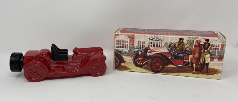 Vintage Avon Stutz Bearcat 1914 Blend 7 After Shave New in Box